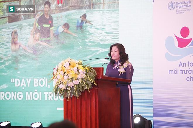 Hỗ trợ đặc biệt 8 tỉnh phòng chống đuối nước ở trẻ em - Ảnh 3.