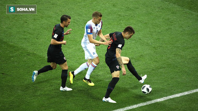 Giữ đúng lời hứa, Croatia đánh bại Iceland, giúp Argentina vào vòng 1/8 - Ảnh 2.