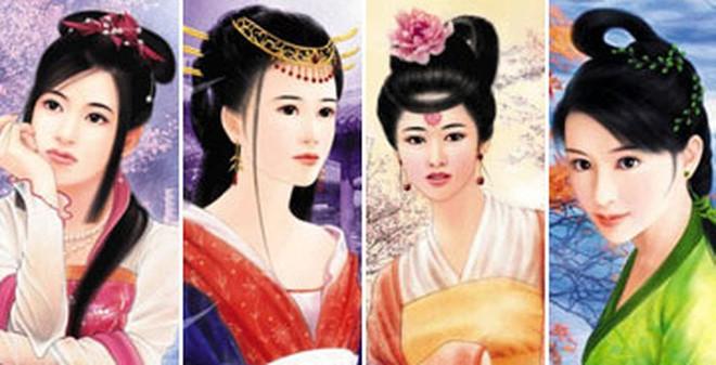 Tứ đại mỹ nhân Trung Quốc tiến cung cho hoàng đế, còn Geisha tiêu khiển cho ai? - Ảnh 5.