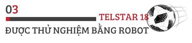 Trái bóng World Cup Telstar 18: 5 điều thú vị ai cũng nên biết! - Ảnh 3.