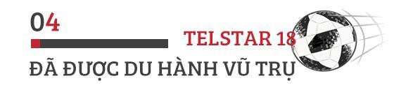 Trái bóng World Cup Telstar 18: 5 điều thú vị ai cũng nên biết! - Ảnh 4.