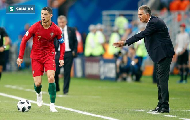 Thầy cũ nổi giận, chỉ trích Ronaldo có hành vi vô lễ - Ảnh 4.