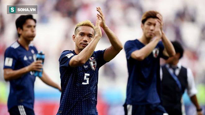 Cơn bão châu Á tại World Cup 2018 và lời thật lòng của HLV Park Hang-seo - Ảnh 1.
