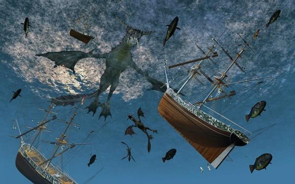 Bí ẩn khó giải về Biển Quỷ liệu có liên quan tới người ngoài hành tinh? - Ảnh 1.