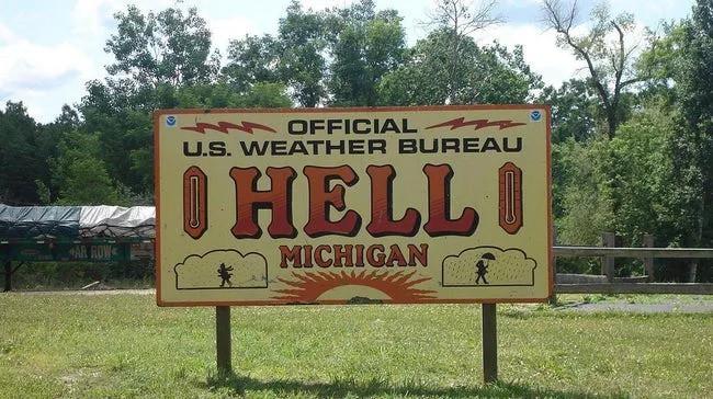 13 thành phố kì lạ nhất nước Mỹ: Vùng đất của 2 triệu người chết; chỉ có một người dân; có nơi còn mang tên... địa ngục - Ảnh 7.
