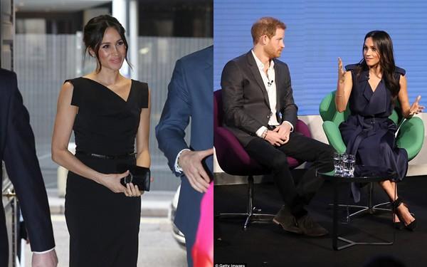 Theo chuyên gia tâm lý đây là nguyên do Meghan liên tục chọn mặc màu hồng nhạt từ khi trở thành nàng dâu hoàng gia - Ảnh 1.