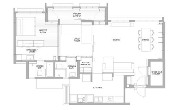 Học một vàih kiến trúc không gian siêu tiện nghi cho gia đình có con nhỏ - Ảnh 10.