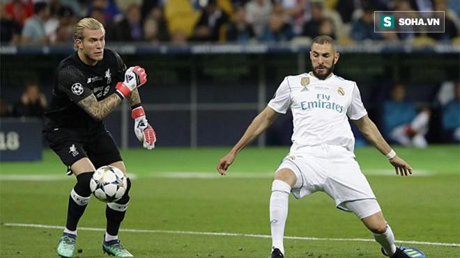Hé lộ tổn thương đáng sợ mà thủ môn Liverpool phải chịu sau độc thủ của Ramos - Ảnh 1.