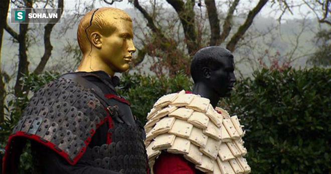 Bí ẩn áo giáp giấy 2.600 năm tuổi của Trung Quốc, cản được cả đao kiếm, súng lục hay tên - Ảnh 1.