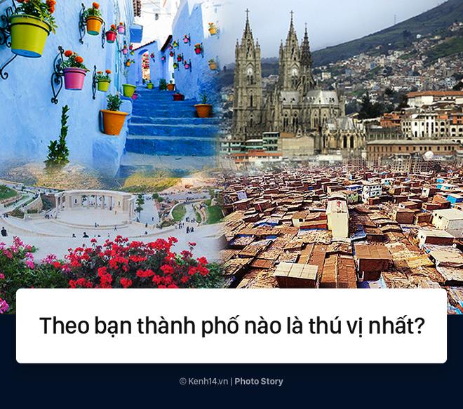 Những thành phố một mình một kiểu trên thế giới - Ảnh 9.