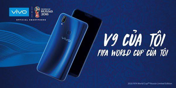 Nhân viên FIFA sử dụng tel gì cho World Cup 2018? - Ảnh 1.