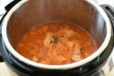 Công thức nấu canh kim chi chuẩn vị Hàn không phải ai cũng biết - Ảnh 5.