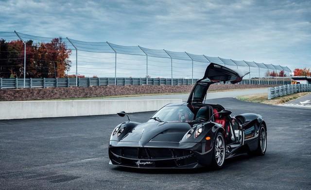 Thuê siêu xe Pagani trong 5 năm còn đắt hơn cả mua mới - Ảnh 1.
