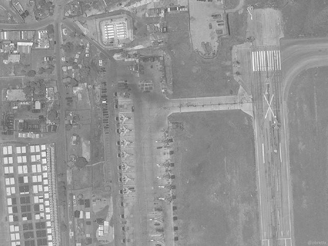 Tiêm kích đánh chặn gia bảo KQ Nga tăng đột biến ở Syria: Răn đe hay nghênh chiến Mỹ? - Ảnh 2.