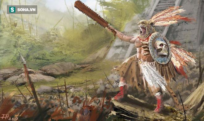 Bí ẩn áo giáp bông của chiến binh Aztec cổ đại, chống được cả đao kiếm hay mũi lao - Ảnh 2.