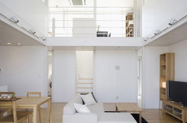 Ngôi nhà mang phong cách tối giản, hiện đại - Ảnh 3.