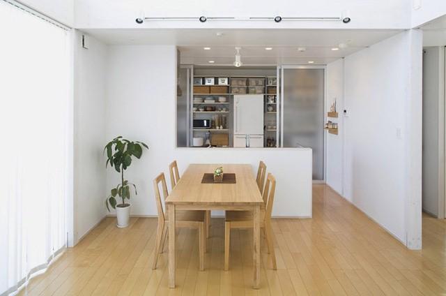 Ngôi nhà mang phong cách tối giản, hiện đại - Ảnh 4.