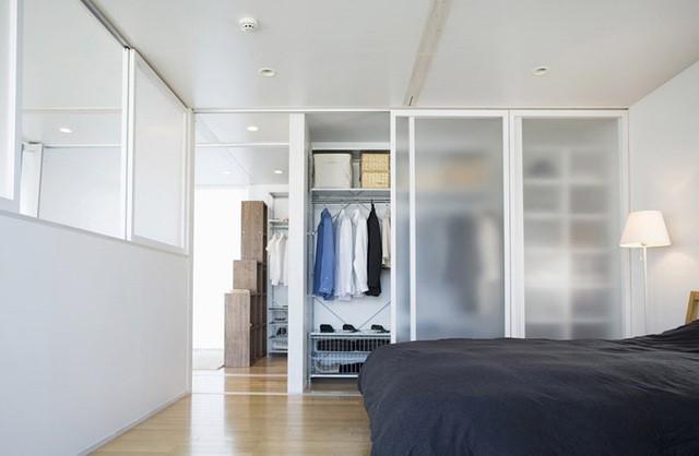 Ngôi nhà mang phong cách tối giản, hiện đại - Ảnh 8.