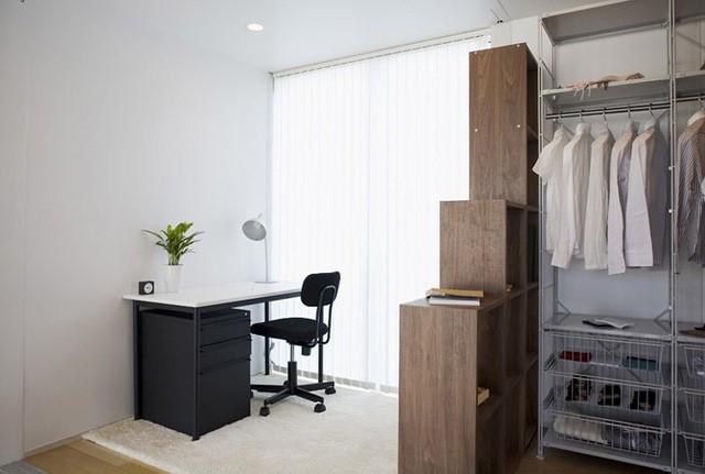 Ngôi nhà mang phong cách tối giản, hiện đại - Ảnh 10.