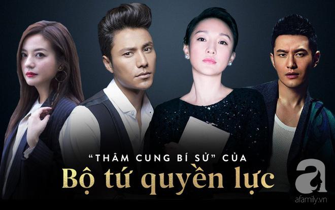 Bí ẩn về mối quan hệ yêu - hận của bộ tứ Huỳnh Hiểu Minh - Triệu Vy - Trần Khôn - Châu Tấn - Ảnh 5.