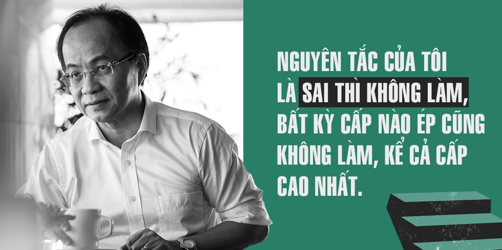 Ông Lê Mạnh Hà - Con trai nguyên Chủ tịch nước Lê Đức Anh: Tôi không xin cha mình cái gì bao giờ - Ảnh 7.