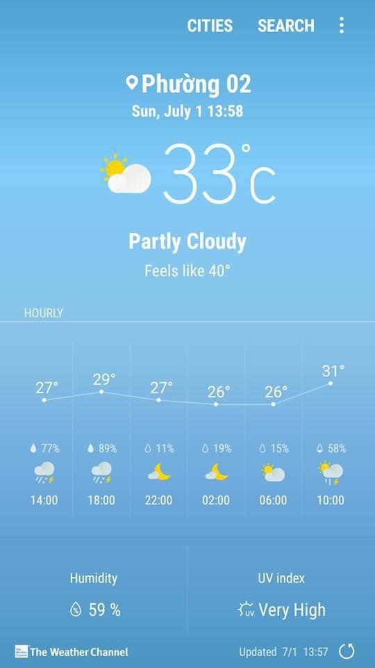 Dân mạng cả nước chia sẻ bảng nhiệt độ kinh hoàng, mách nhau cách sống sót qua chuỗi ngày 40 độ - Ảnh 7.