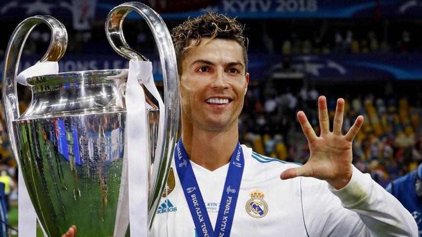 Tất cả bàn thắng Ronaldo ghi được trong màu áo Real Madrid