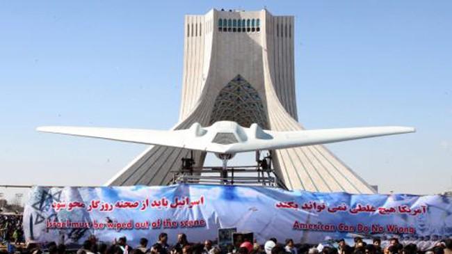 Iran chế áp tóm gọn UAV tàng hình RQ-170 Mỹ: Mỏ vàng khai thác hoài chưa hết! - Ảnh 2.