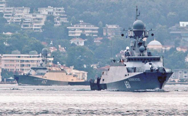 TT Putin-Trump chơi cờ: Nga bẫy, nhốt Hạm đội 6 Mỹ ở Biển Đen - Chiến thuật cực lợi hại? - Ảnh 3.
