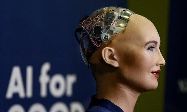 Robot Sophia sắp đến Việt Nam phát biểu tại hội thảo 4.0 và trả lời phỏng vấn báo giới  - Ảnh 1.