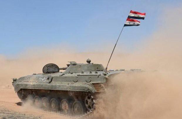 Sau Tây Nam Syria, mục tiêu nào đang chờ đợi lực lượng Chính phủ Syria? - Ảnh 1.
