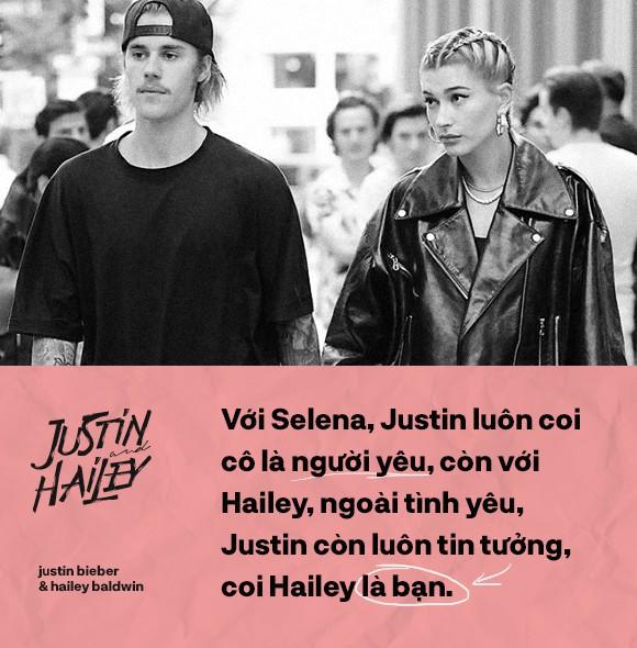 Justin Bieber - Hailey Baldwin: Bão đã dừng sau cánh cửa để đón hạnh phúc nhỏ cho chàng Don Juan - Ảnh 4.