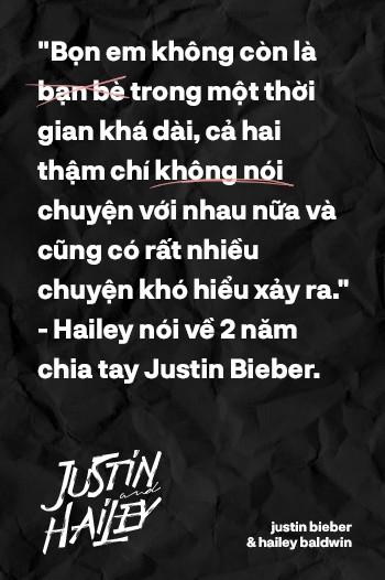 Justin Bieber - Hailey Baldwin: Bão đã dừng sau cánh cửa để đón hạnh phúc nhỏ cho chàng Don Juan - Ảnh 6.