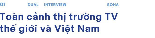 Triết lý sống và làm việc của hai Tổng Giám Đốc Samsung Việt Nam - Ảnh 1.