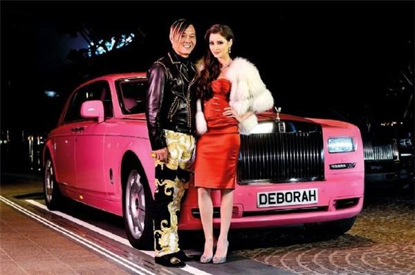Sau 10 năm làm vợ của tỷ phú xấu xí, giàu khét tiếng Hong Kong, nàng siêu mẫu vẫn sống như bà hoàng trong nhung lụa - Ảnh 13.