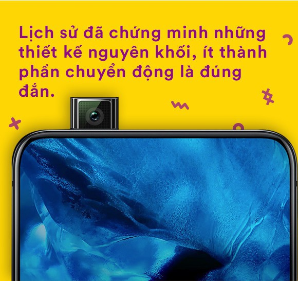 Vì sao camera thò thụt là ý tưởng tồi tệ: Cùng nhìn về dế nắp trượt, Android đời đầu và Nokia - Ảnh 3.