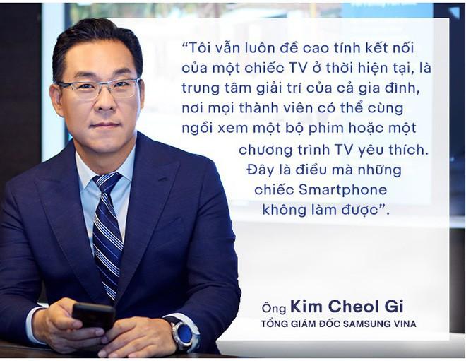 Triết lý sống và làm việc của hai Tổng Giám Đốc Samsung Việt Nam - Ảnh 4.