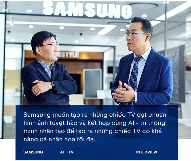 Triết lý sống và làm việc của hai Tổng Giám Đốc Samsung Việt Nam - Ảnh 7.