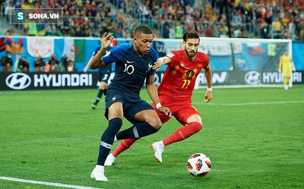 World Cup 2018: Mourinho chỉ ra khác biệt khủng khiếp giúp Pháp chiếm ưu thế trước Croatia - Ảnh 1.