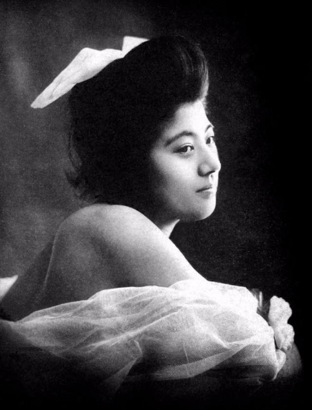 15 bức ảnh mặt mộc không son phấn của các nàng geisha thế kỷ 19 đẹp đến ngỡ ngàng làm bạn không thể rời mắt - Ảnh 13.