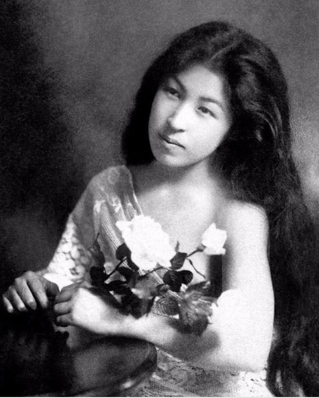 15 bức ảnh mặt mộc không son phấn của các nàng geisha thế kỷ 19 đẹp đến ngỡ ngàng làm bạn không thể rời mắt - Ảnh 15.