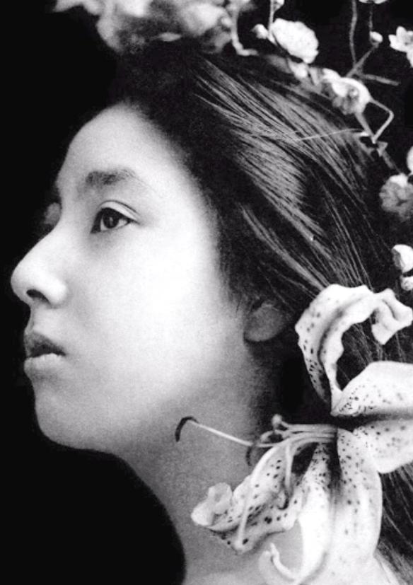 15 bức ảnh mặt mộc không son phấn của các nàng geisha thế kỷ 19 đẹp đến ngỡ ngàng làm bạn không thể rời mắt - Ảnh 3.