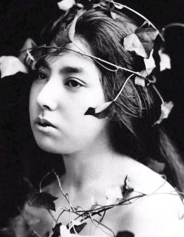 15 bức ảnh mặt mộc không son phấn của các nàng geisha thế kỷ 19 đẹp đến ngỡ ngàng làm bạn không thể rời mắt - Ảnh 4.