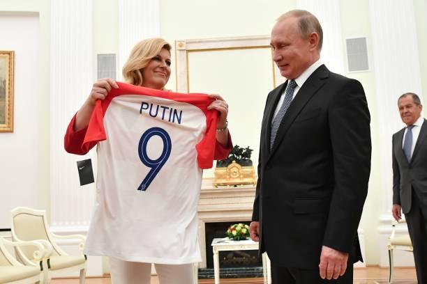 Tổng thống Croatia gửi thông điệp đặc biệt tới Tổng thống Putin trước thềm CK World Cup - Ảnh 1.