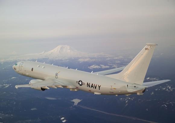 Máy bay tuần thám biển P-8 giúp các đồng minh của Mỹ chống Trung Quốc - Ảnh 1.