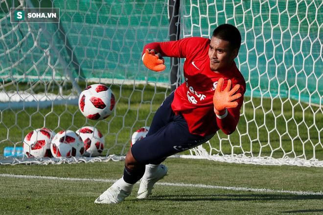 Hé lộ gốc gác Đông Nam Á của một nhà vô địch World Cup 2018 - Ảnh 1.
