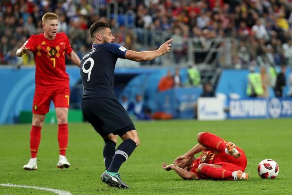 Pháp vô địch World Cup 2018 với tiền đạo 7 trận không một lần sút trúng đích - Ảnh 3.