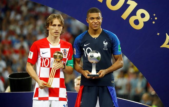 Gương mặt buồn của Modric và lời nguyền với Quả bóng vàng World Cup - Ảnh 12.