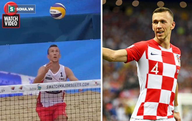 Phát hiện lý do Perisic chơi bóng chuyền khiến Croatia phải nhận phạt đền? - Ảnh 2.