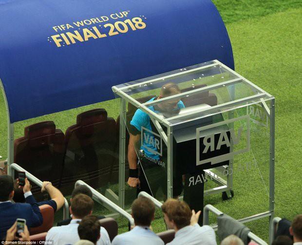 Công nghệ đã khiến World Cup 2018 tuyệt vời hơn như thế nào? - Ảnh 2.